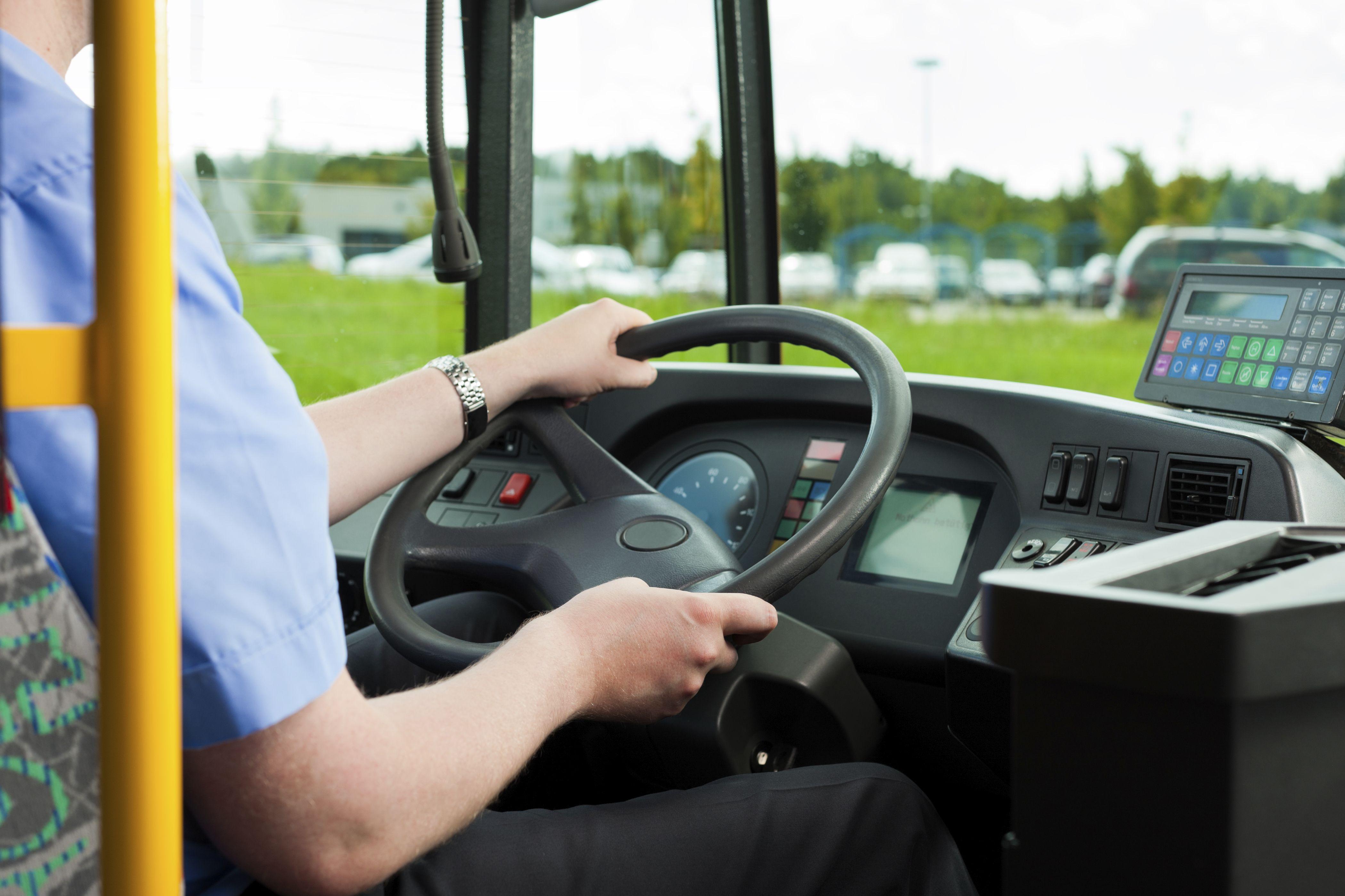 Секс с водителем автобуса 5 фотография